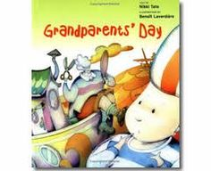Children Book lists about grandparents