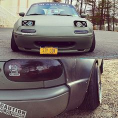 (i need that caution sticker) @tru_bubrak   www.TopMiata.com/shop/   | #TopMiata #mazda #miata #mx5 #eunos #roadster