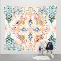 Buy Wonderland in Spring Wall Tapestry by micklyn. Worldwide shipping available at Society6.com. Just one of millions of high quality products available.