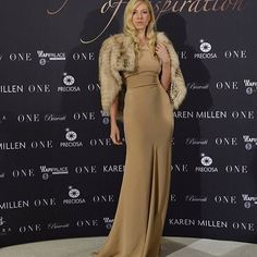 Splendid Sonia Argint-Ionescu wore Paisi at The ONE #10yearsofinspiration Gala.