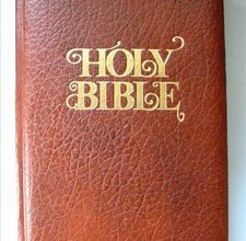 Holy Bible: The Gospel of Grace. The one book worth reading in life. Like if you love Jesus.❤❤❤❤❤