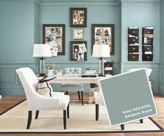 jane moore interior design | January-February 2012 Paint Colors | How To Decorate