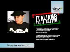TalentoGo - Tessa Lenny Narcisi - Video Social - TalentoGo