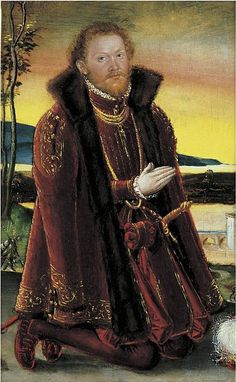 Joachim Ernest, Prince of Anhalt  (21 October 1536 – 6 December 1586)