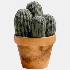 Kaktus - Hæklet - STOFF & STIL