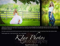 I love what I do and love my customers.  #Passionate about #SeniorPics.  www.kjayportraits.com #Prom dress senior pictures.