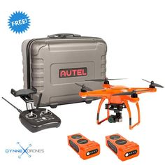 Autel Robotics X-Star Premium Drone 4K Camera with Extra Battery & FREE Hard Case - Orange! Start taking amazing quality professional footage with this feature packed xstar premium drone! Get yours for only $964! Financing options available! Come check it out!