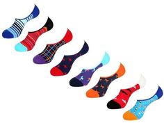 No Show Socks - Men's Novelty Socks Shark Socks, Mens Novelty Socks, No Show Socks, Your Style, Stitch, Collection, Full Stop, Sew, Stitches