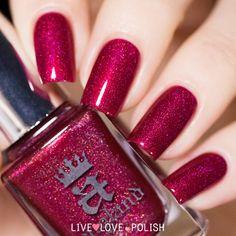 A-England Rose Bower Nail Polish