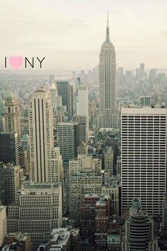 Julie Leah: A life & style blog, I Heart NY