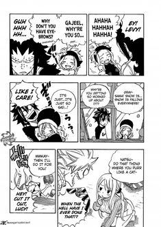 Fairy Tail Omake Christmas Special | Manga | Pinterest | The o ...