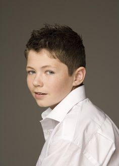 He was so young when he started with Celtic Thunder.