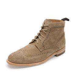 10742 serraje natural. Preciosos botínes de serraje Sendra Boots, estos zapatos…