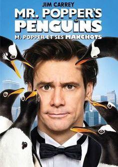 Mr. Popper's Penguins / Mr. Poppers Pinguine