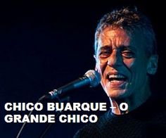 TODAY (June 19) Mr.Francisco Buarque de Hollanda  a.k.a Chico Buarque is 70.  Happy Birthday Sir. To watch his 'VIDEO PORTRAIT'  'Chico Buarque  - O Grande Chico' in a large format, to hear  'YOUR BEST OF Chico Buarque' on Spotify, go to >>http://go.rvj.pm/7v