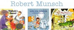 Author Study of Robert Munsch « Imagination Soup | Fun Learning and Play Activities for Kids
