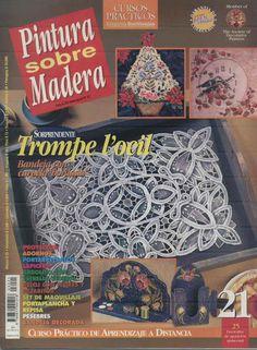 123 MAS REVISTAS - PINTURA SOBRE MADERA N21 2003 - Ana Pintura 01 - Álbuns da web do Picasa