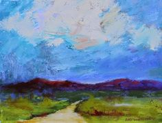 Landscape Artists International: Land of Enchantment, Contemporary Landscape Paintings by Arizona Artist Amy Whitehouse