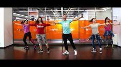 Desde Esa Noche - Thalia ft. Maluma - ZIN 63 - Zumba fitness choreo by C...