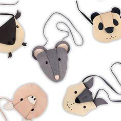 Mini animal bags//