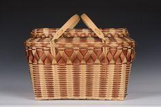 Ruth Cloud Ho-Chunk Picnic Basket