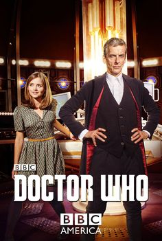 The New Season of DOCTOR WHO with New Doctor PETER CAPALDI *** Premieres SAT AUGUST 23 at 8pm/7c *** only on BBC AMERICA