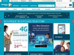 Réductions de Bouygues Telecom, code promo réduction et échantillons ou cadeaux