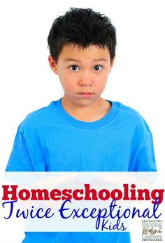 Are you thinking about homeschooling twice exceptional kids? It may just be the best thing you can do for them...and for you. Find out why.