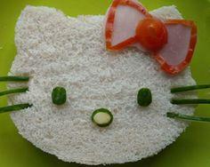Lanche saudável? Aprenda a fazer sanduíches divertidos para o seu filho - Família - MdeMulher - Ed. Abril
