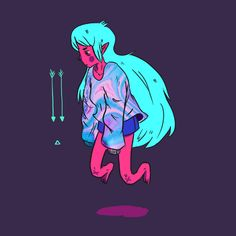 Characters by Del Perez, via Behance