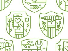Zendesk Icons by Eight Hour Day #Design Popular #Dribbble #shots