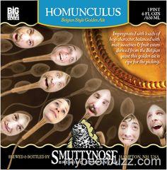 mybeerbuzz.com - Bringing Good Beers & Good People Together...: Smuttynose Homunculus Returns for 2015