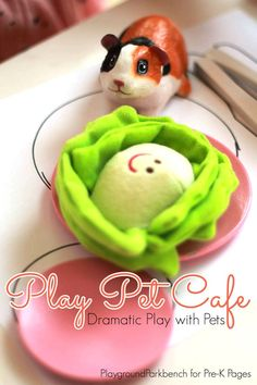 Pet Cafe Dramatic Play. Fun for a pet theme with kids in your preschool and pre-k classroom! Learn about caring for pets with this fun activity your kids will love! - Pre-K Pages