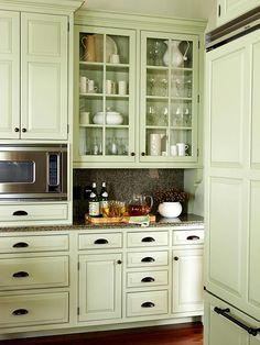Pantry Cabinets 10 Gorgeous Microwave Pantry Cabinet