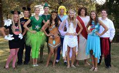 MHS 2013 Homecoming candidates-Disney