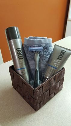 kay Grab these favorites, Shaving Foam and After-Shave Gel for all the guys in your life! Mary Kay Party, Fathers Day Gift Basket, Fathers Day Crafts, Mary Kay Cosmetics, Mary Kay Makeup, Diy Christmas Gifts, Boyfriend Gifts, Gift Baskets, Shave Gel