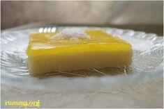 Portakal soslu irmik tatlısı tarifi - rumma