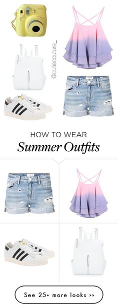 """""""Super cute summer outfit."""" by keenapatelg on Polyvore"""