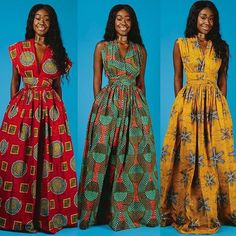 """511 Likes, 11 Comments - ÖFUURË (@ofuure) on Instagram: """"✨ maxi infinity dresses in different prints still on sale✨ www.ofuure.etsy.com ✨"""""""