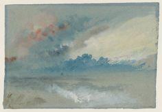 Joseph Turners Clouds