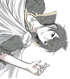 Nalu, Fairytail, Anime Guys, Manga Anime, Anime Art, Zeref Dragneel, Black Mage, Fairy Tail Family, Anime Family