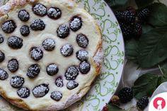 Torta+bigusto+cremosa+alla+more