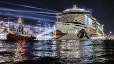 Aida-Cruises: Überraschende Neuigkeiten in der Saison 2017/2018