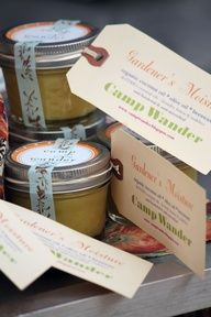 This stuff smells fantastic and works great! Great for cracked heels especially! ... Camp Wander Gardener's Moisture and Lip Balm - infused with essential oils to soften and heal.