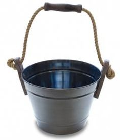This 5L Sauna Bucket is designed in Finland and hand made in Turkey with Oxidized Copper. This Sauna Bucket is also designed in Finland.