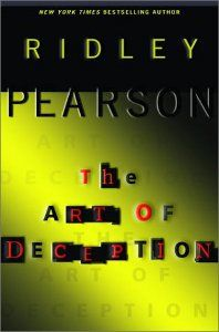 Art of Deception, a Lou Boldt thriller based in Seattle written by Ridley Pearson--Book 8