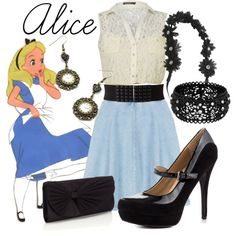"""""""Alice"""" by alittletoulouse on Polyvore"""