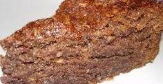 ⇒ Le nostre Bimby Ricette...: Bimby, Torta di Cioccolato e Mandorle