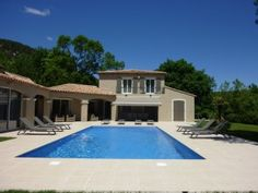 Beautiful Villa in Provence , swimming pool, and Aix-en-ProvenceHoliday Rental in Auriol from @HomeAway UK #holiday #rental #travel #homeaway Pro: a) good value b) 6 bedrooms c) closer to sea Con) not close to village d) not that charming