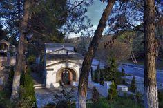 PARNITHA MOUNTEN IN ATHENS.....GREECE.....